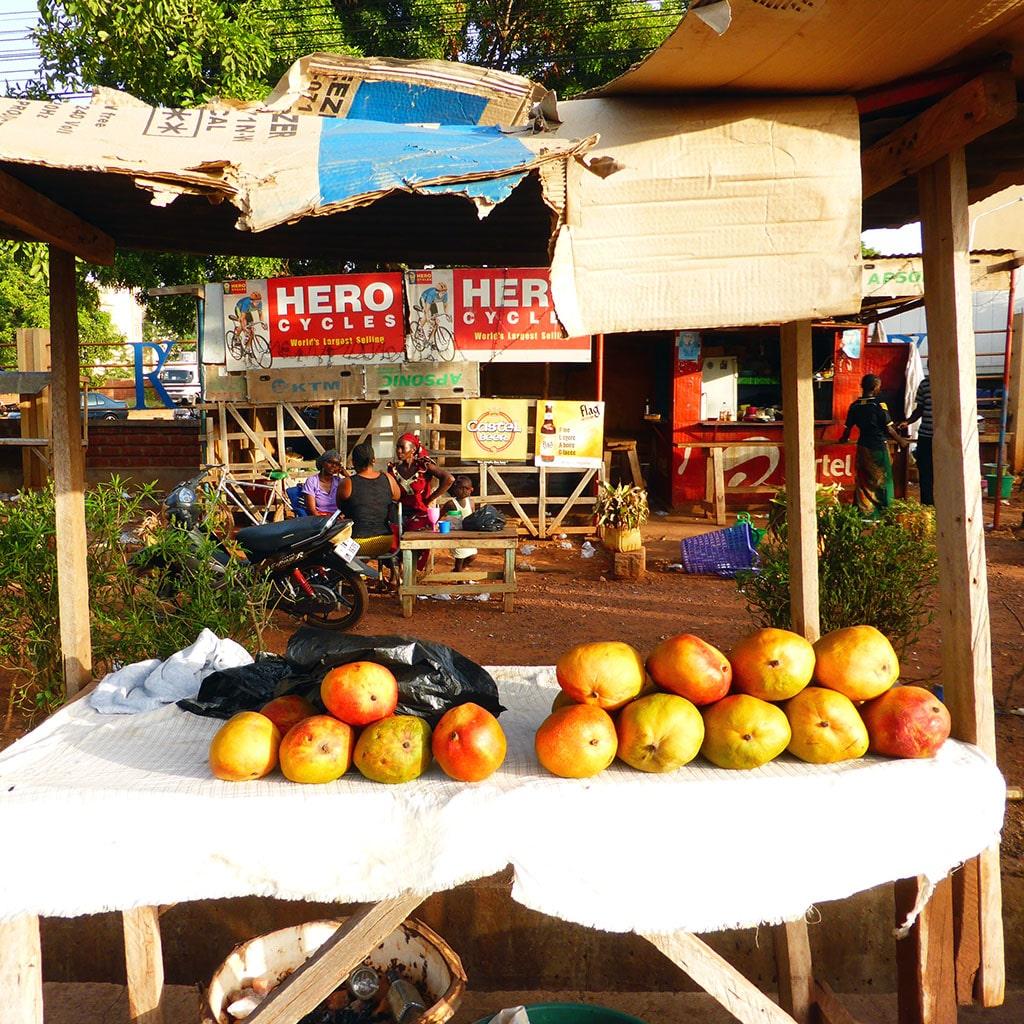 Mango-Kiosk