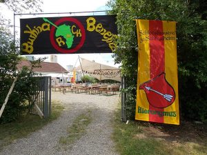 Burkina Benefizz Rock @ DLRG-Heim, Baggersee Nimburg | Teningen | Baden-Württemberg | Deutschland