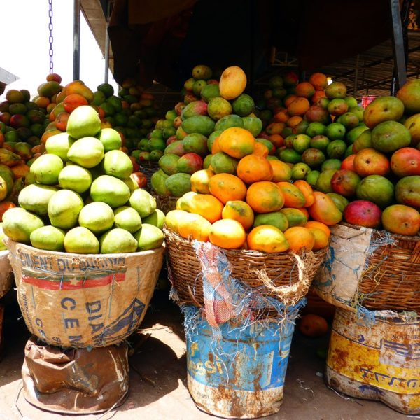 Mangostand in Burkina Faso